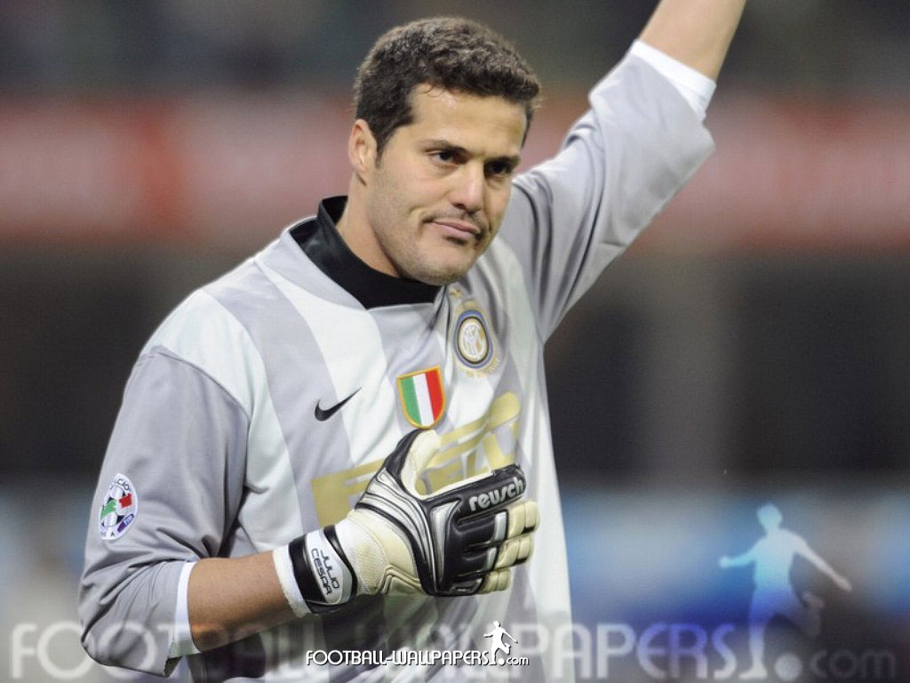 Roncu Sports: Julio Cesar HD Wallpapers....