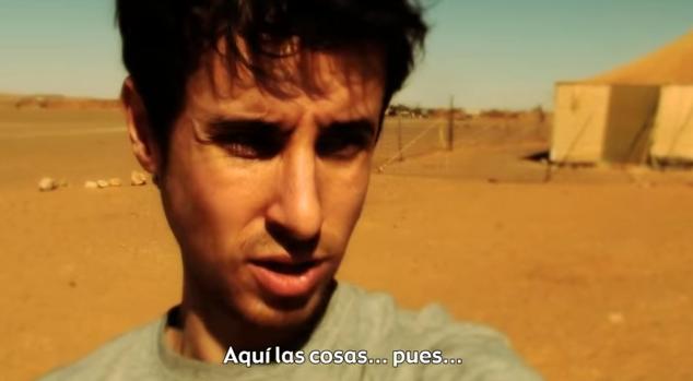 Vuelta a los campos de refugiados saharauis