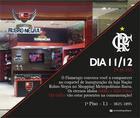 Loja Nação Rubro-Negra inaugura no Shopping Metropolitano Barra com presença de ídolos