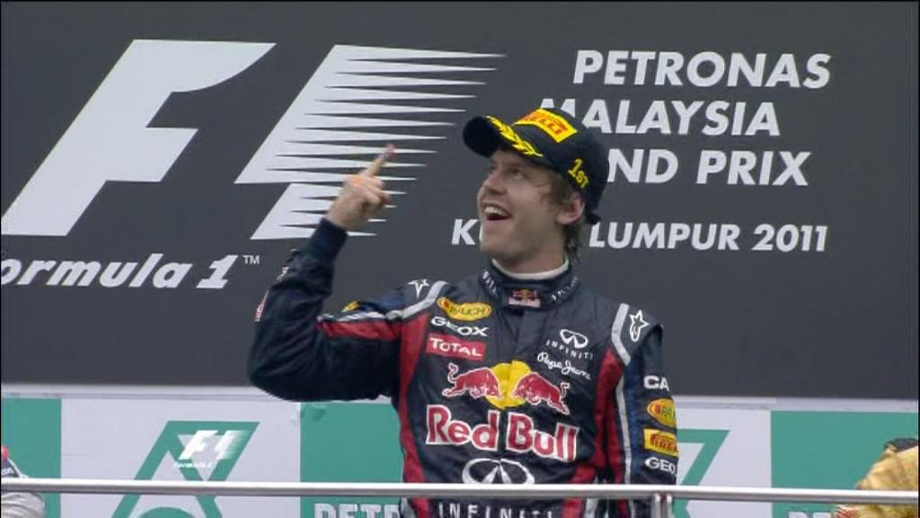 bieber vettel. Vettel secures second victory