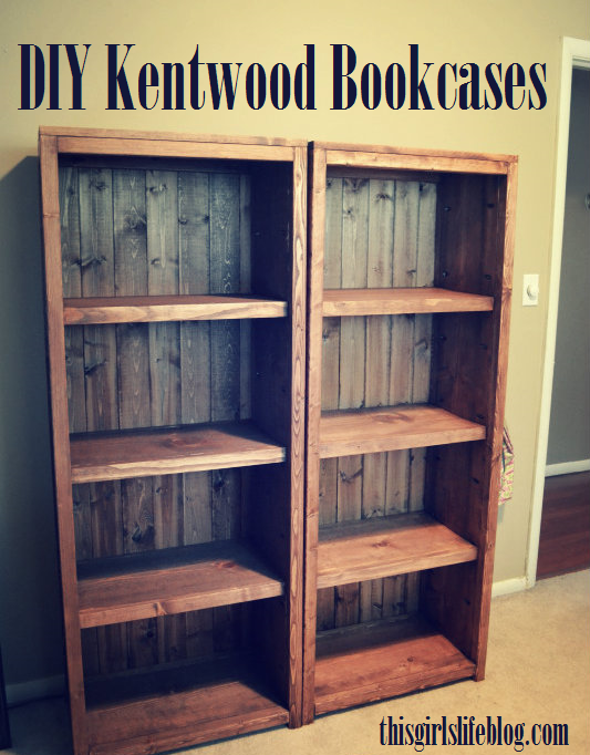 Woodworking homemade bookcase plans PDF Free Download