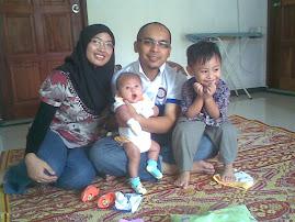 Keluargaku Kian Bertambah