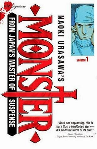Manga Monster cover