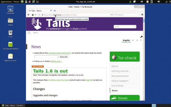 Tails 1.6