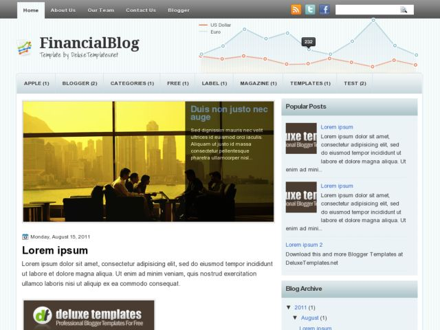 FinancialBlog