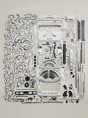 Some Amazing Disassembled Objects by cool wallpapers