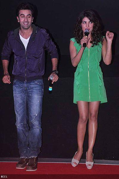 Priyanka Chopra Ranbir Kapoor
