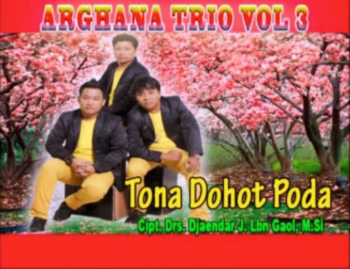 Arghana Trio, Trio Arghana