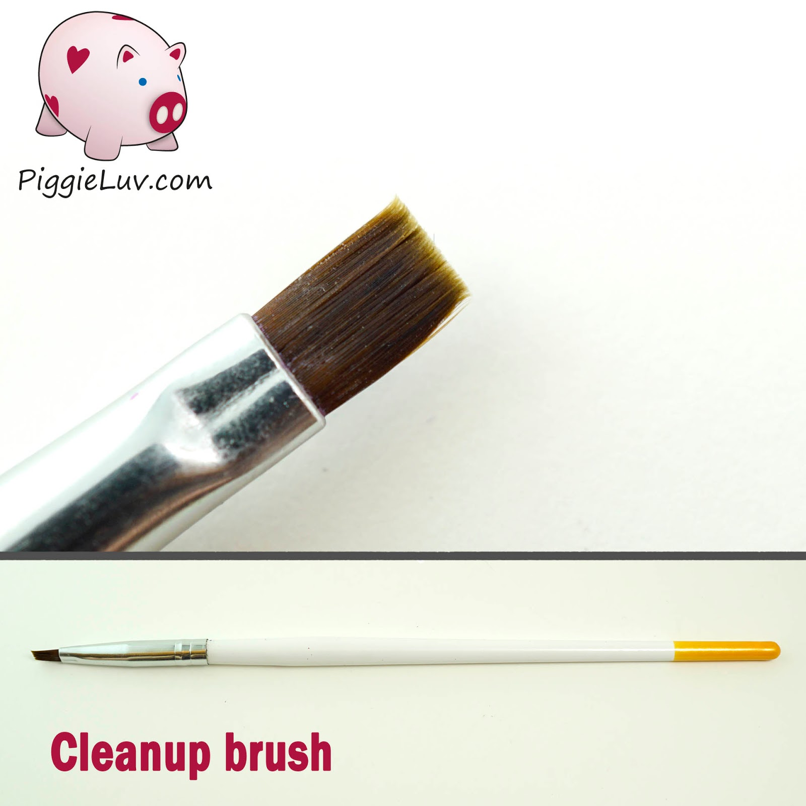 Another Flat Brush That S Also From Ebay Is The One I Use For My Cleanup This A Lot Ger And Fatter It Came In Set Of Three