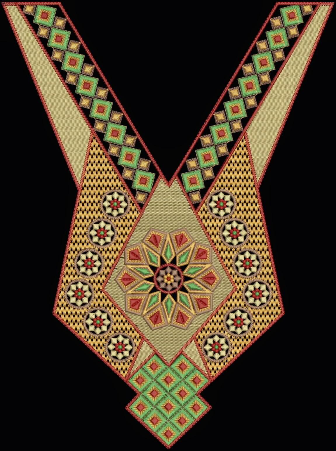 Pakistani Embroidery image