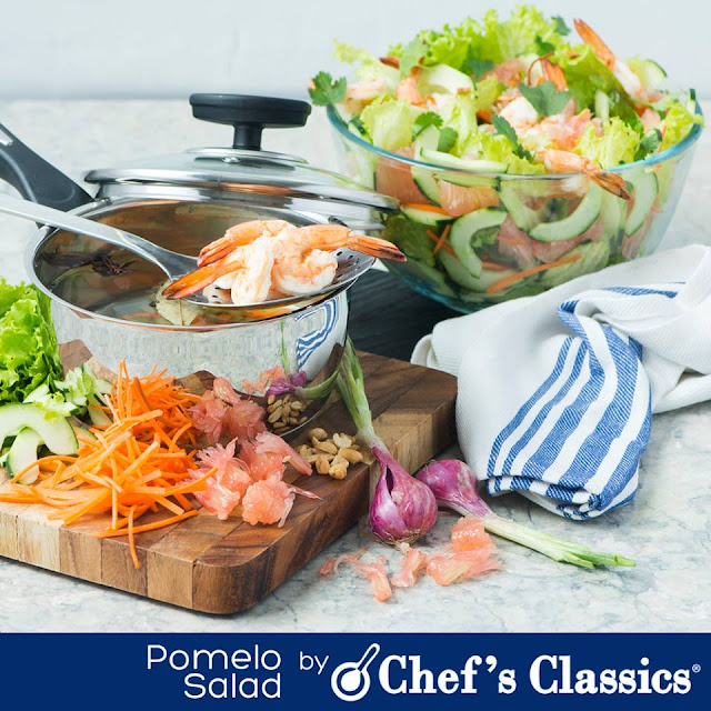 Pomelo Salad Recipe