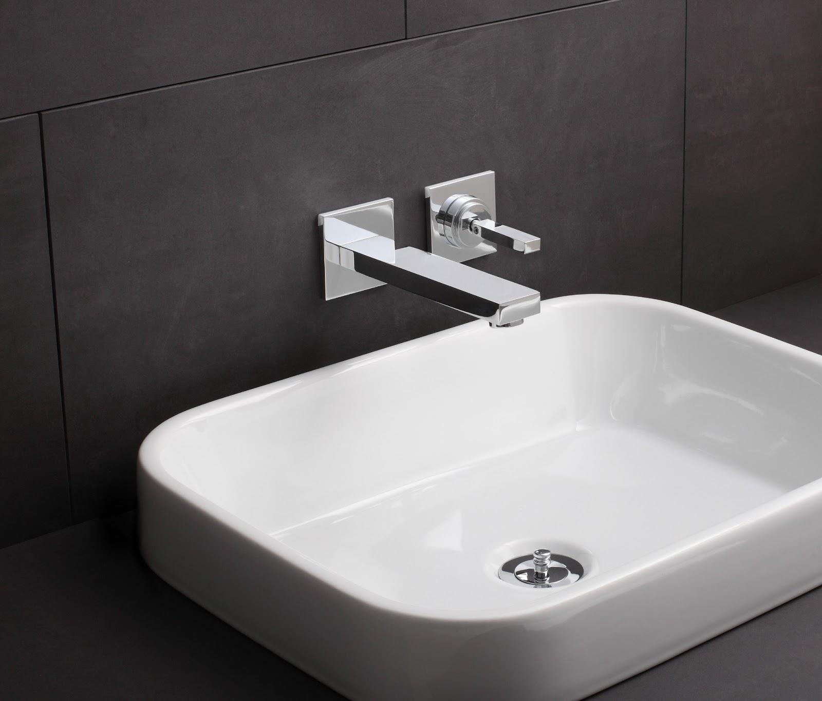 The Albion Bath Company Ltd: Loren Contemporary Bath and Basin Taps ...