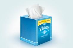 Amostra Gratis Lenços de Papel da Kleenex