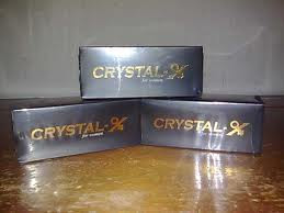 Crystal X PT. NASA Natural Nusantara