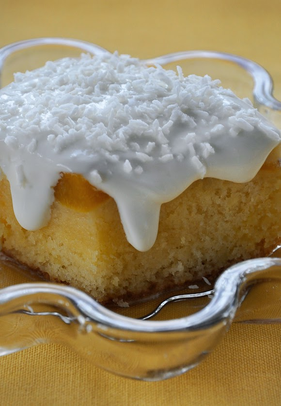 Apricots Cake