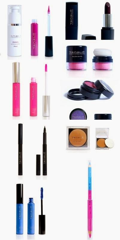 Conheci essa semana uma linha de cosméticos daqui de Salvador, que ainda não tinha ouvido falar, a Tarauê cosméticos, recebi alguns produtos para  testar e falar sobre o que achei dos produtos aqui no blog.
