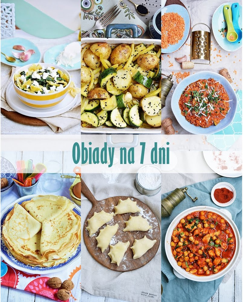 Obiady na 7 dni