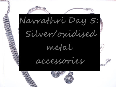 Navrathri Day 5: Accessorizing for the festive season image