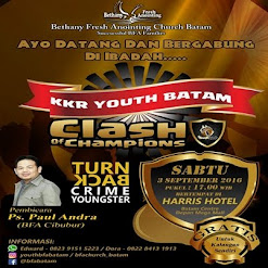 KKR REMAJA/YOUTH  BATAM