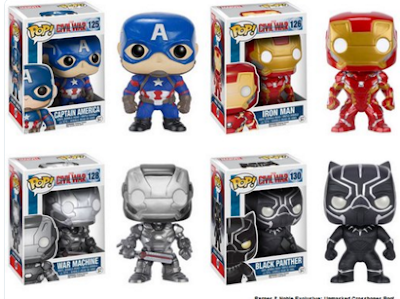 captain america toys