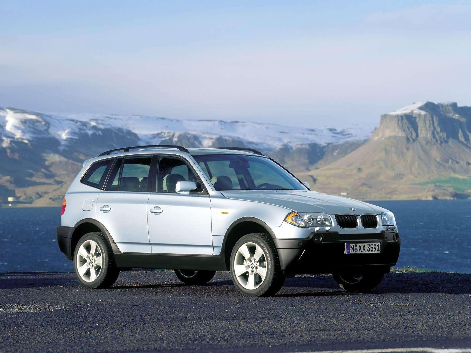 2004 bmw x3 3 0i