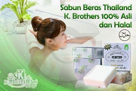 Kesehatan Amp Kecantikan Sabun Beras Thailand K Brothers