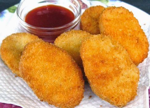 Makanan Khas Nusantara: CARA MEMBUAT NUGGET AYAM YANG ...