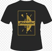 Ayatholakala Ama-tshirt Anesithakazelo Sakho !