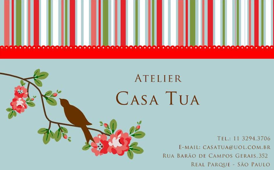 Atelier Casa Tua