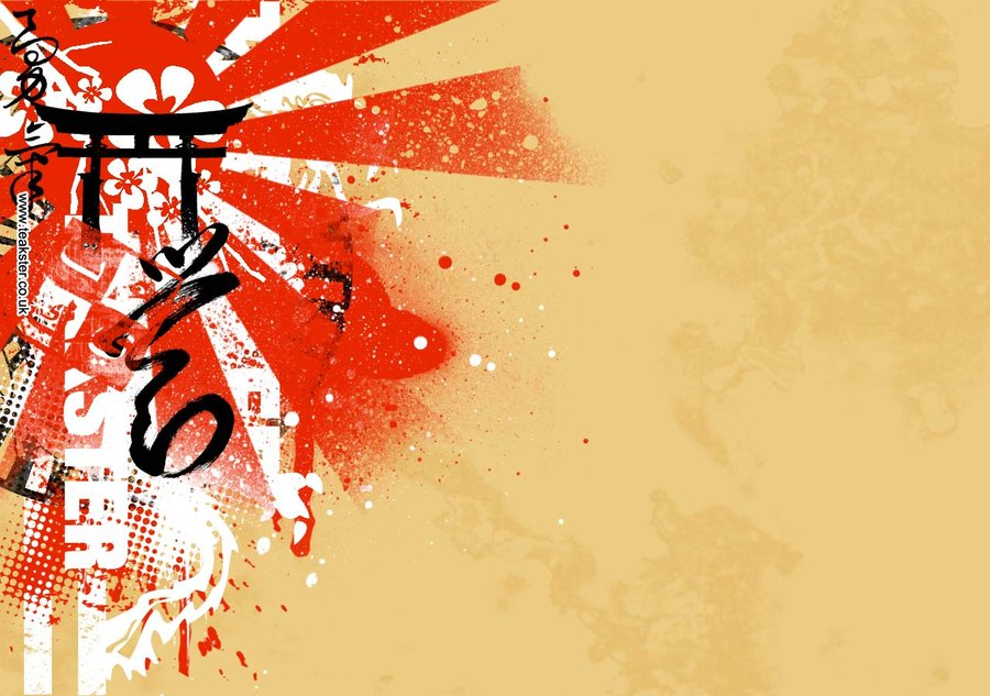 japanese powerpoint theme