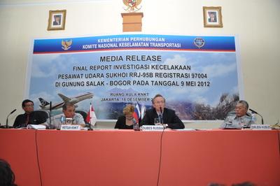 Final Report Investigasi Kecelakaan Sukhoi Super Jet 100