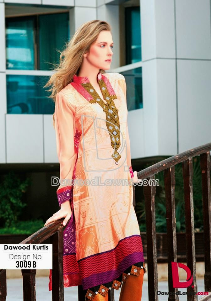 Lawn Collection 2015 for Girls