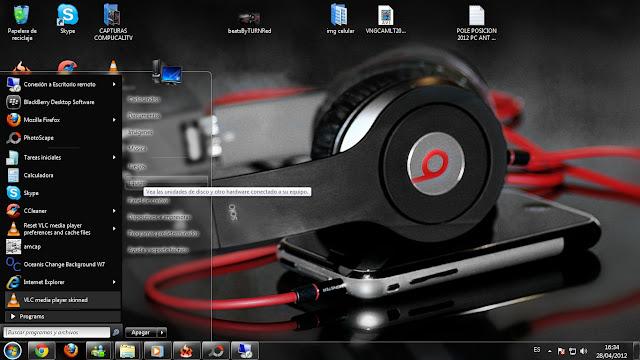 Windows 7 Evo7 Español 32 Bits Full Pre-SP1 v178 Español AutoActivado Descargar