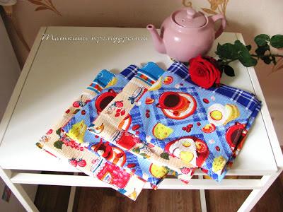 полотенца на кухню