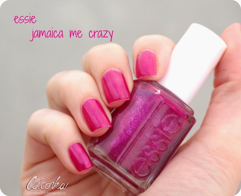 Essie - Jamaica me crazy