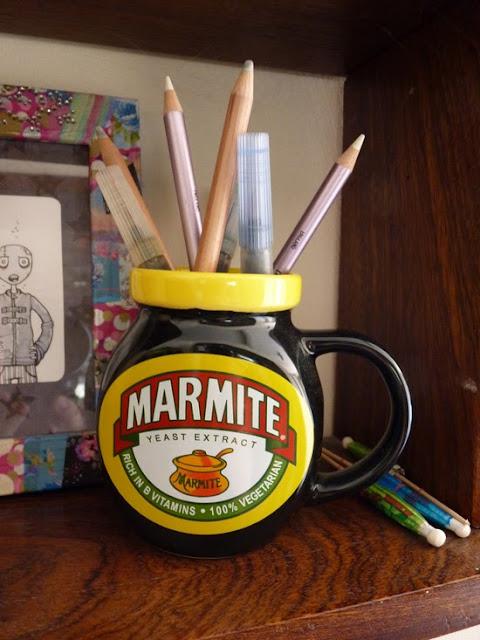 Whoopidooings: Carmen Wing - My Marmite Mug