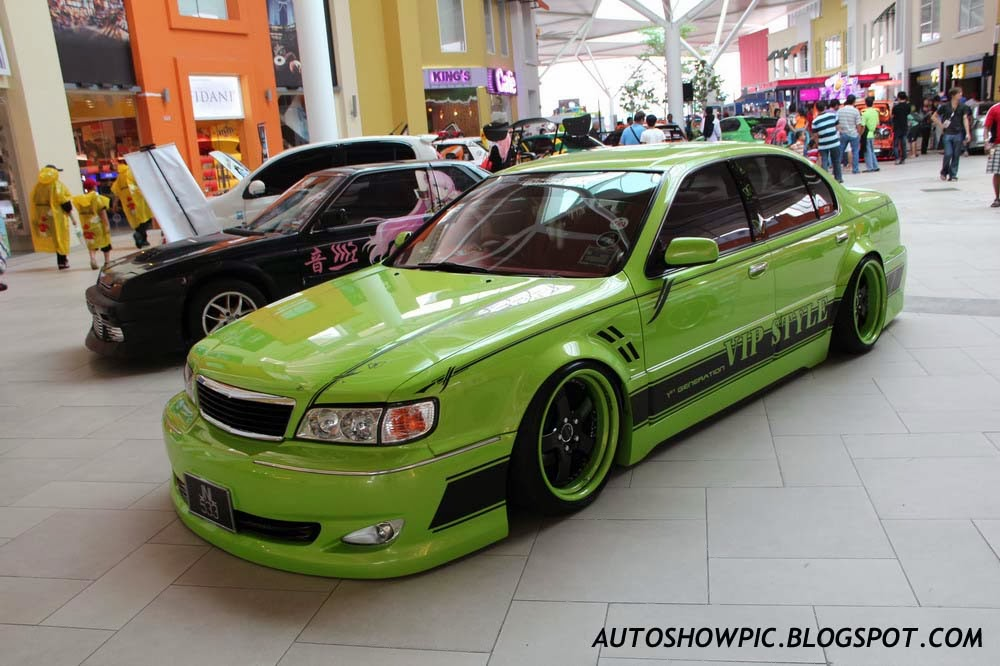 VIP style Cefiro front