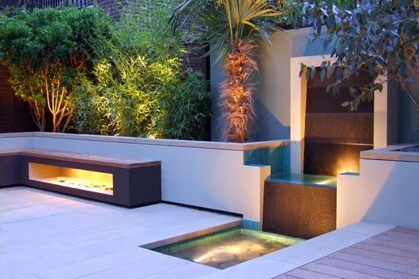 Desain Taman Rumah Modern yang Sederhana