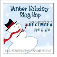 Winter Holiday Blog Hop