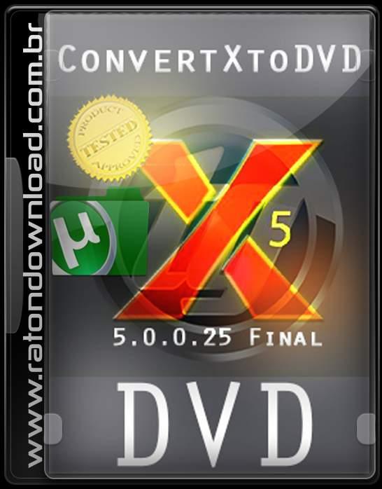 Como utilizar convertxtodvd 5 serial