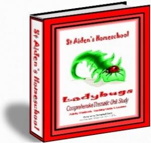 Ladybugs Unit Study & Activity Book