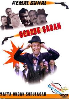 gerzek saban film posteri