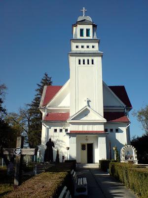 Biserica catolica Covasna