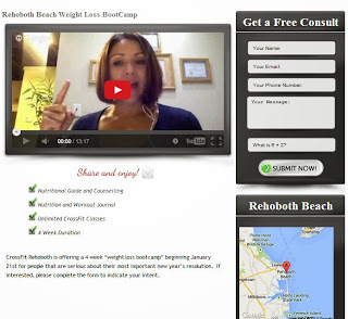 Crossfit Rehoboth Weight Loss bootcamp