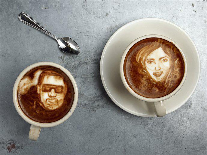 BARISTART: L'ARTE NEL CAFFE'