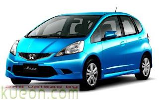 Harga Mobil New Honda Jazz Terbaru Agustus 2012