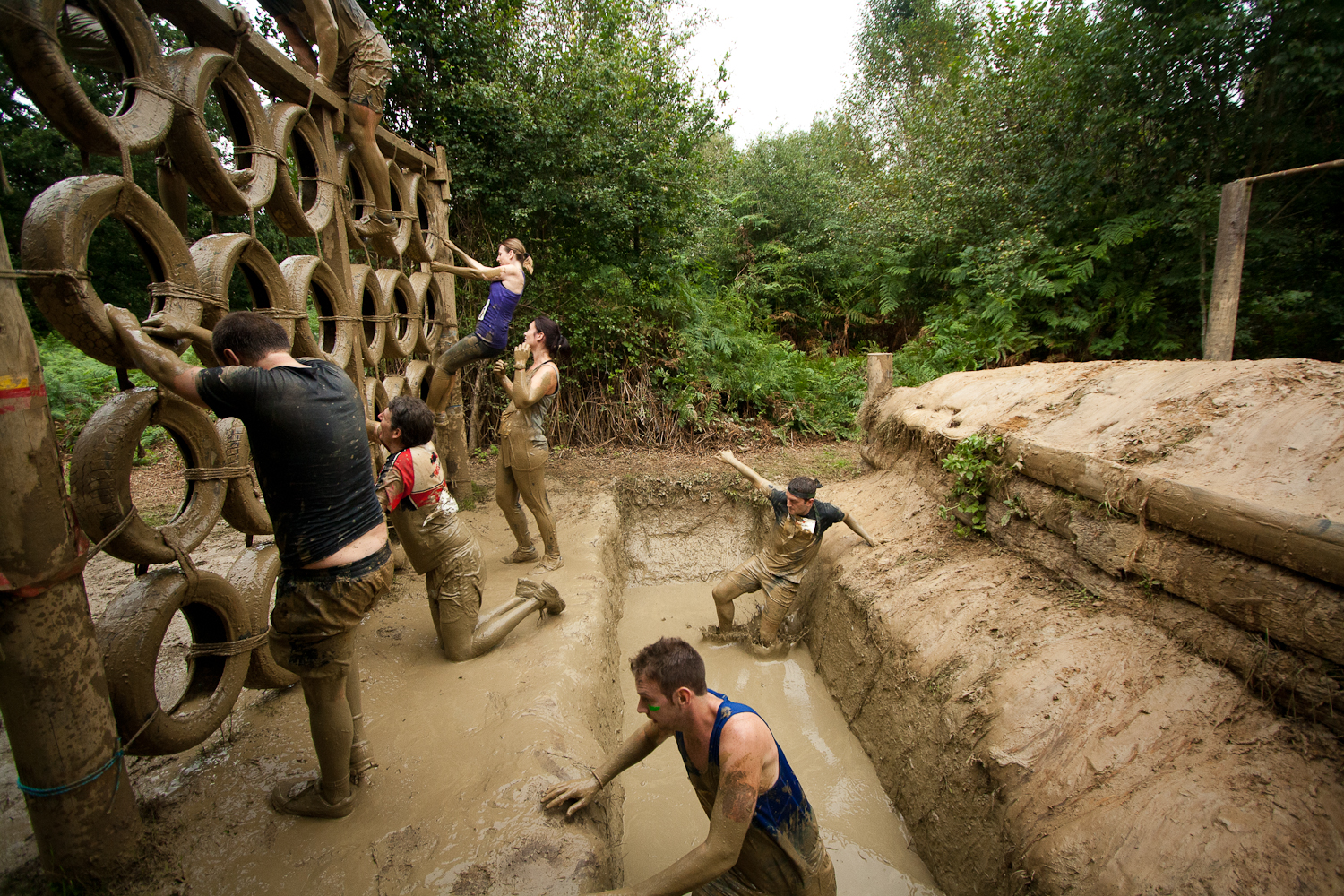 The Best Obstacle Races And Mud Runs In The Uk 2012