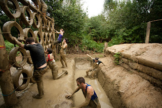 Nuts Challenge - best all round mud and obstacle course