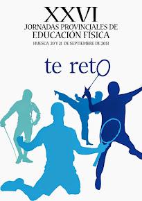 Jornadas de E.F. en Huesca