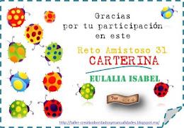 CERTIFICADO  DE PARTICIPACION RETO AMISTOSO  31